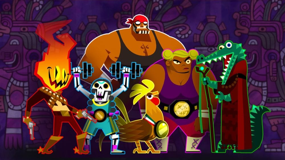 Guacamelee! 2, best games to play  with friends
