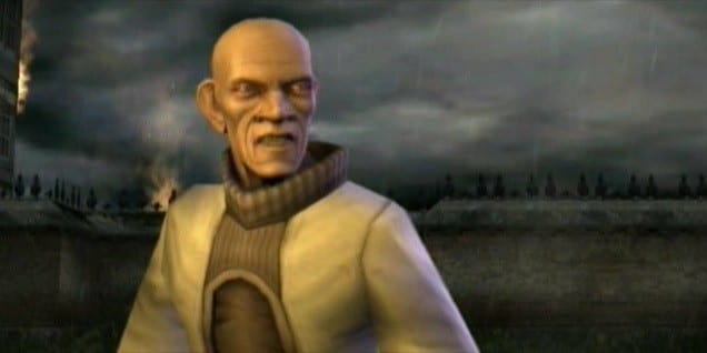 Jacob Crow (TimeSplitters)