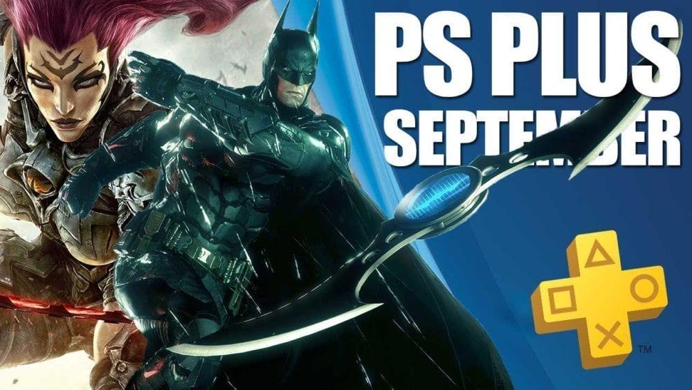 ps plus, september
