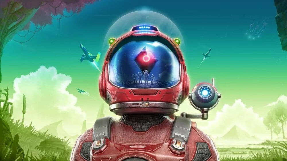 no man's sky, psvr