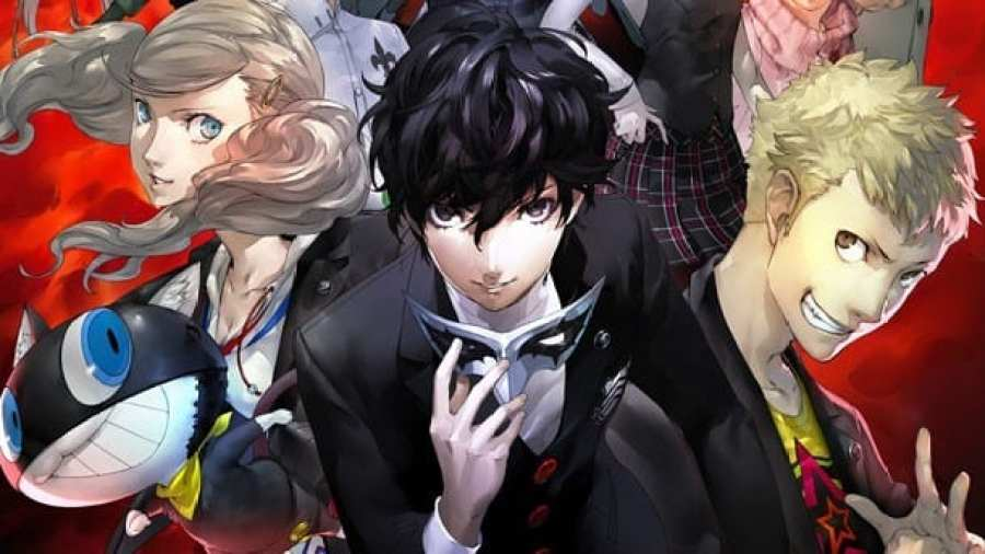 Persona music video games