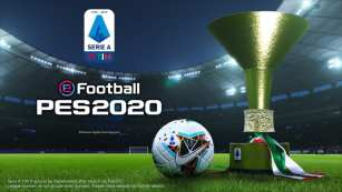 pes 2020, serie a