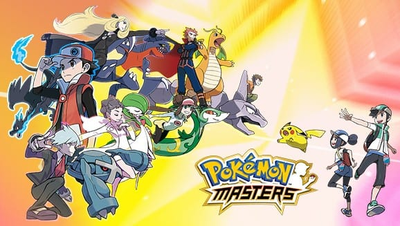 pokemon masters