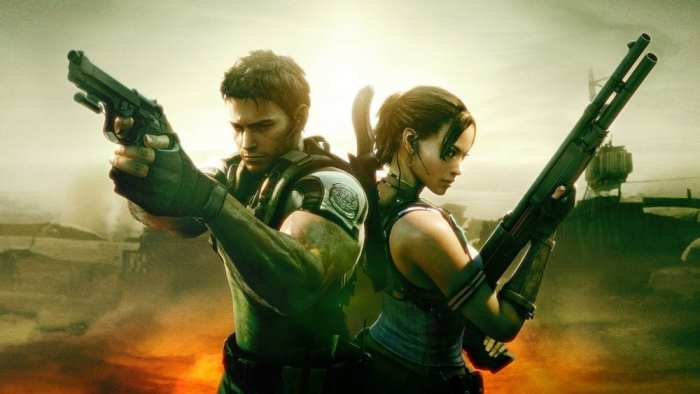 Resident Evil 5, Games That Are Much Better With a Friend
