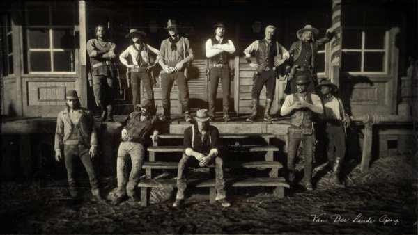 Families, Red Dead Redemption 2, Van der Linde Gang