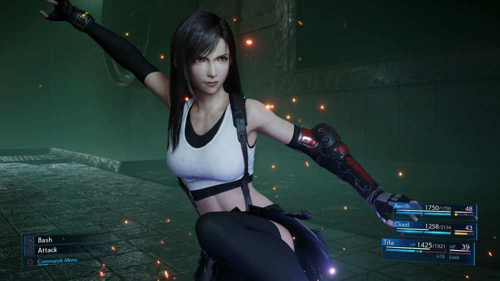 Best Final Fantasy Tifa, secondary characters
