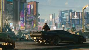cyberpunk 2077, cd projekt red, behind the scenes