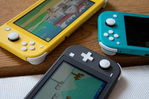 5 Differences Between the Nintendo Switch and the Switch Lite