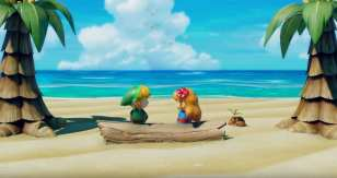 Link's Awakening New Trailer