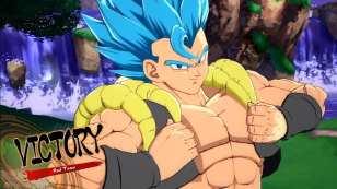 Dragon Ball FighterZ Gogeta