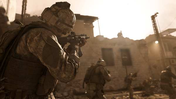 call of duty modern warfare, big fall 2019 games