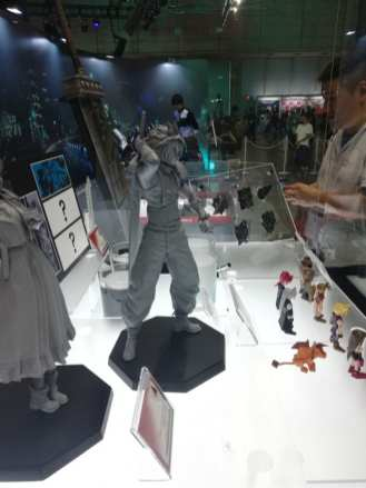 Final Fantasy VII Remake Figures (3)