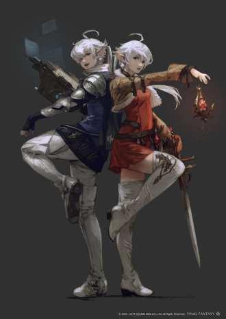 Final Fantasy XIV (3)