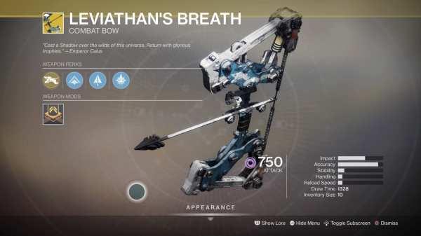 Destiny 2: How to Get Leviathan
