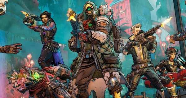 borderlands 3, best fall games, best games, 2019