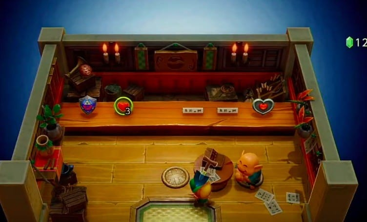 cool things that you can do in zelda link's awakening