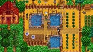 Stardew Valley update 1.4 fish and ponds