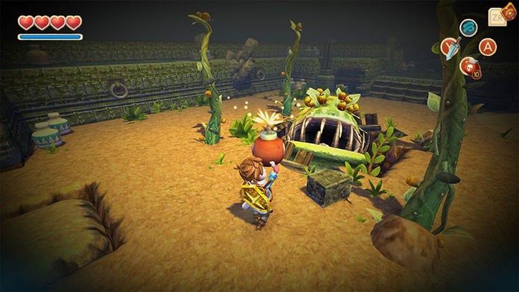 Games Like Zelda Link's Awakening