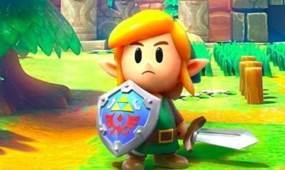 link's awakening, things to do first
