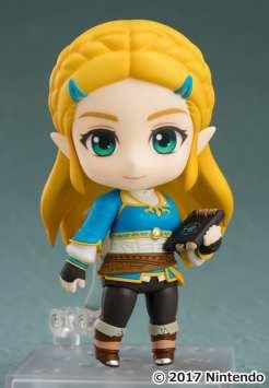 Zelda Nendoroid (1)