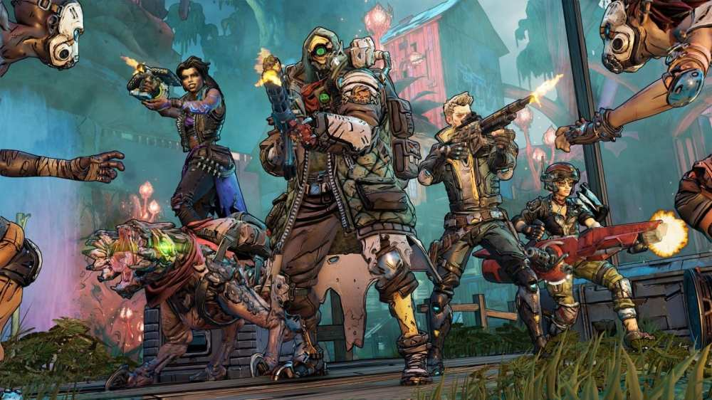 Borderlands 3, Meridian Outskirts Crew Challenge Locations