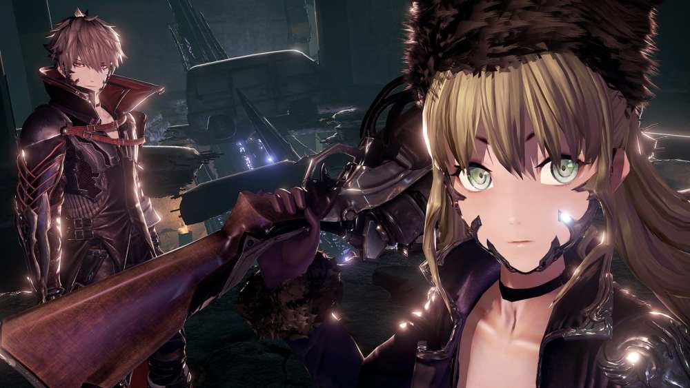 code vein, partner, souls like