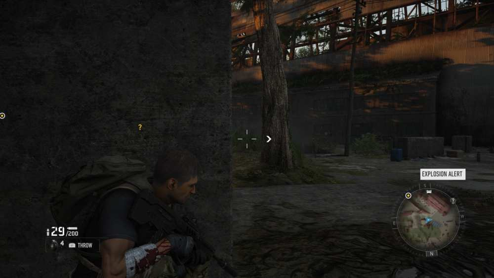 leaning around corners in ghost recon breakpoint