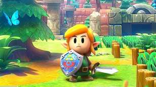 the legend of zelda, link's awakening, remake