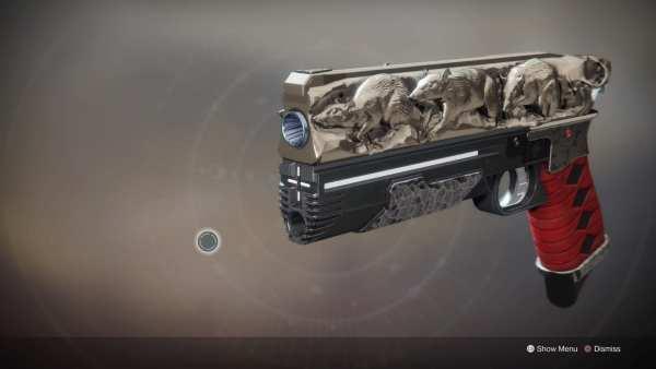 best, sidearm, destiny 2, pvp, pve, gambit
