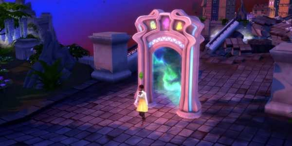 sims 4, realm of magic