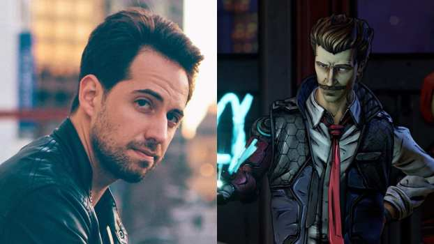 Ray Chase - Rhys