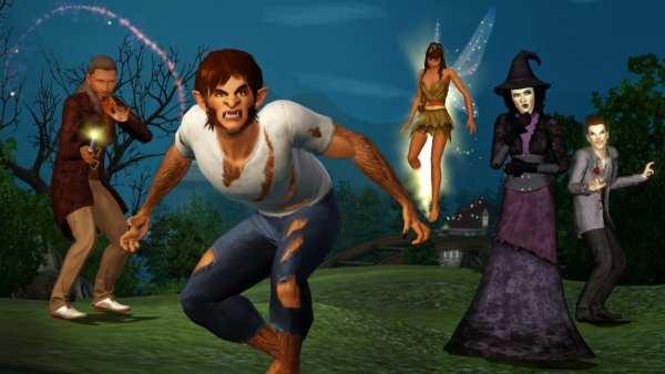 sims 4 realm of magic learn magic