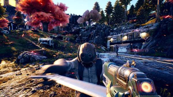 the outer worlds, obsidian, big fall games 2019, best games to look out for