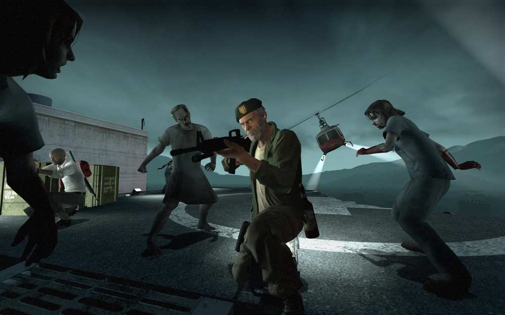 left 4 dead 2, play with friends