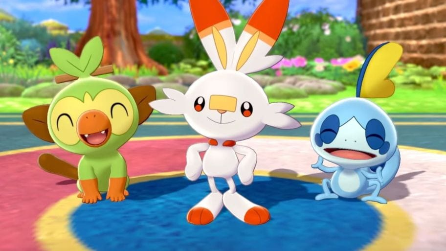 pokemon sword and pokemon shield, new switch releases for november 2019