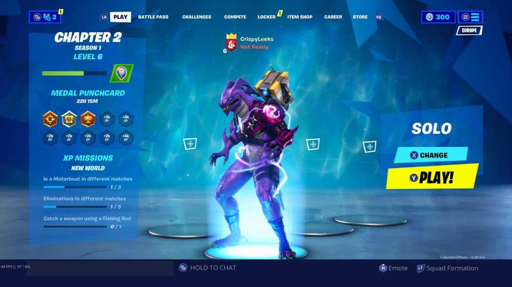 Fortnite XP, level up fast in Fortnite Chapter 2