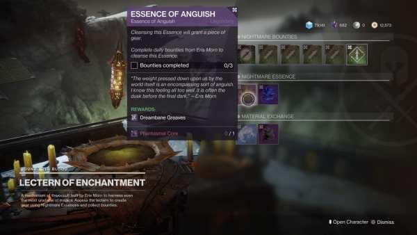 essence of anguish, destiny 2, shadowkeep