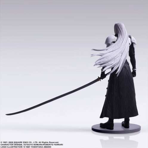 Final Fantasy VII Remake Trade Arts (16)