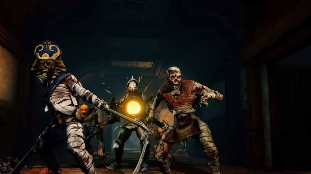 killing floor 2, halloween