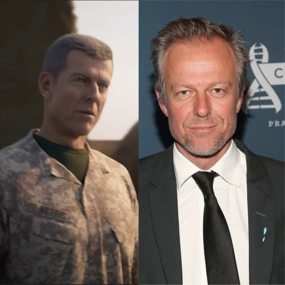 Modern Warfare voice actors
