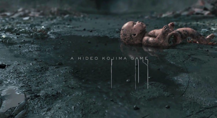 Death Stranding's dramatic Japanese trailer features babies, gunfights, mountains, and tears