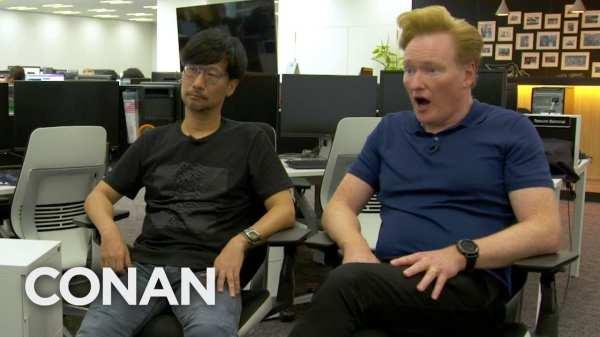 Watch Conan O