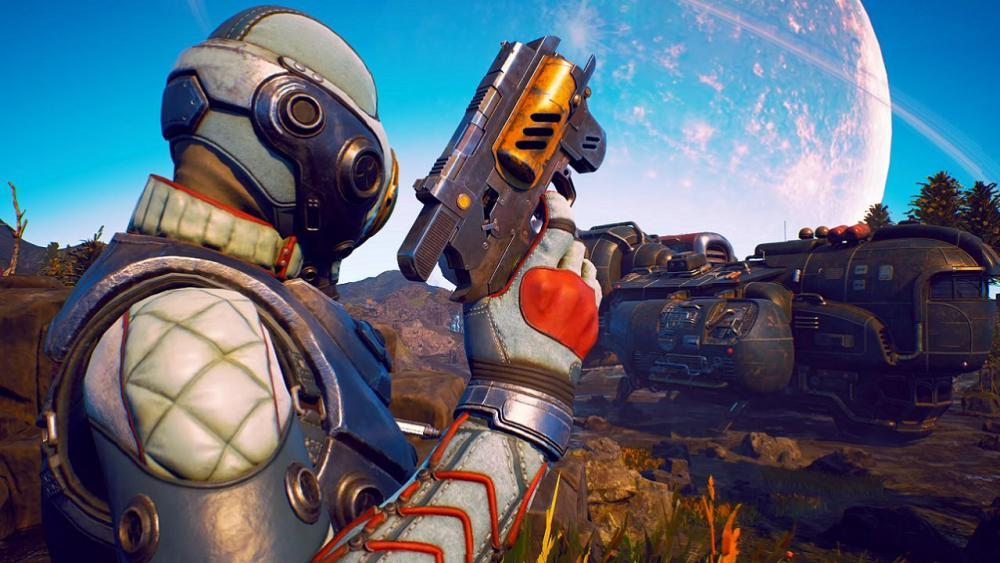 how to level up fast in outer worlds