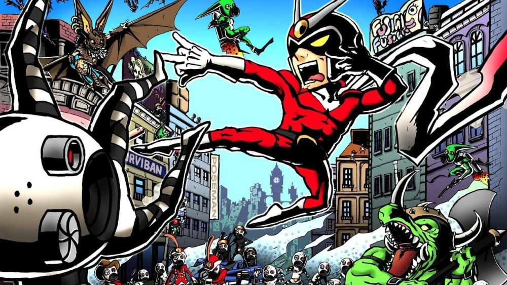 viewtiful joe, dormant capcom franchises that need a comeback, revived