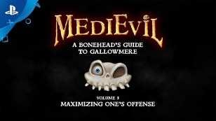 medievil, a bonehead's guide to gallowmere, tutorial, trailer