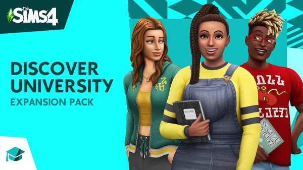 The Sims 4: Discover University Expansion Unveiled With New Trailer