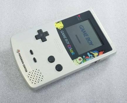 GS Pokemon Center Game Boy Color