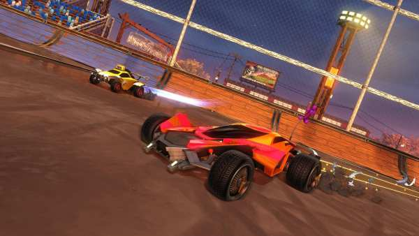 rocket league, best xbox one couch co op games, best xbox one local multiplayer games