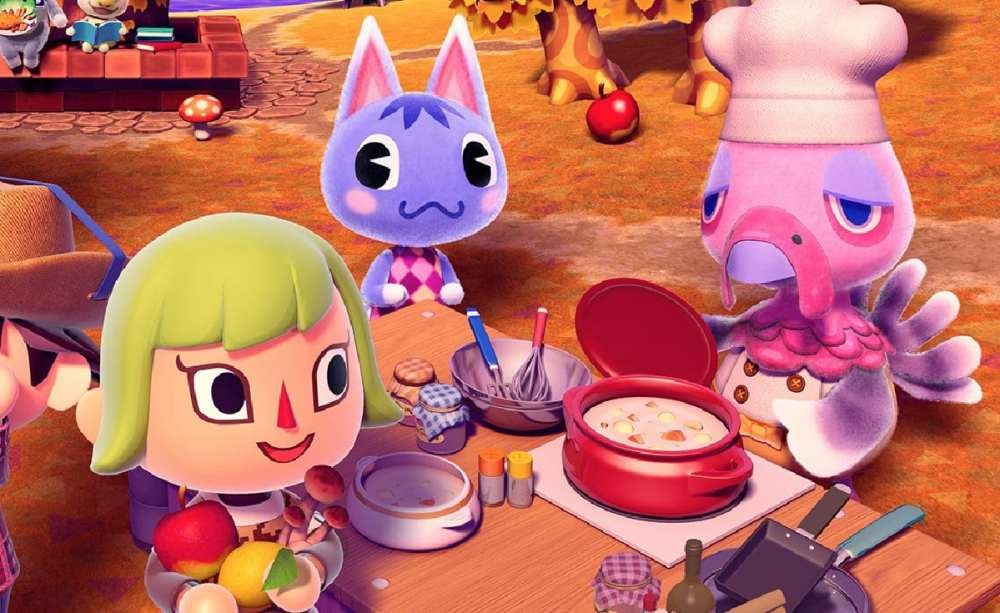 Animal Crossing: New Leaf Franklin Turkey, thanksgiving