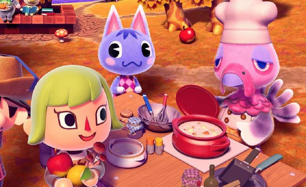 Animal Crossing: New Leaf Franklin Turkey, thanksgiving